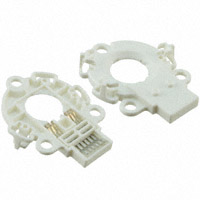 TE Connectivity AMP Connectors - 2106946-4 - LED TO BOARD W/OPTICS LATCH