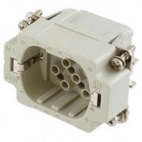 TE Connectivity AMP Connectors - 2-1103006-3 - INSERT MALE 16POS+1GND CRIMP