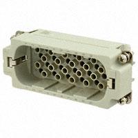 TE Connectivity AMP Connectors - 2-1103012-3 - INSERT MALE 40POS+1GND CRIMP