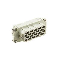 TE Connectivity AMP Connectors - 2-1103013-3 - INSERT FEMALE 40POS+1GND CRIMP