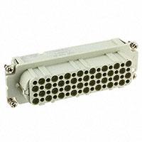 TE Connectivity AMP Connectors - 2-1103033-3 - INSERT FEMALE 64POS+1GND CRIMP