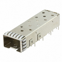 TE Connectivity AMP Connectors - 2110304-1 - SFP+ 1X1 CAGE ASSEMBLY SOLD TAIL