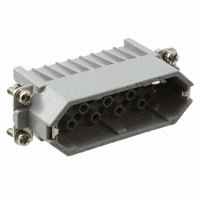 TE Connectivity AMP Connectors - 2-1103108-3 - INSERT MALE 25POS+1GND CRIMP