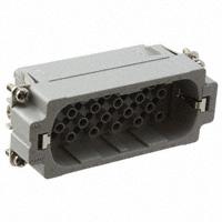 TE Connectivity AMP Connectors - 2-1103110-3 - INSERT MALE 40POS+1GND CRIMP