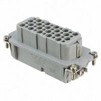 TE Connectivity AMP Connectors - 2-1103111-3 - INSERT FEMALE 40POS+1GND CRIMP