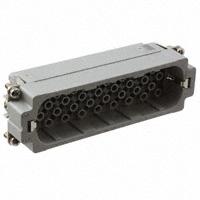TE Connectivity AMP Connectors - 2-1103112-3 - INSERT MALE 64POS+1GND CRIMP