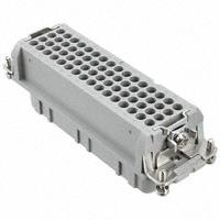 TE Connectivity AMP Connectors - 2-1103113-3 - INSERT FEMALE 64POS+1GND CRIMP
