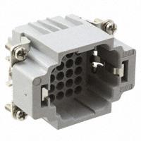 TE Connectivity AMP Connectors - 2-1103200-3 - INSERT MALE 24POS+1GND CRIMP