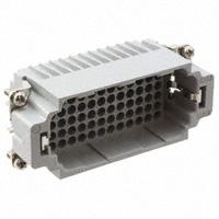 TE Connectivity AMP Connectors - 2-1103208-3 - INSERT MALE 72POS+1GND CRIMP