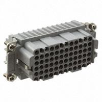 TE Connectivity AMP Connectors - 2-1103212-3 - INSERT FEMALE 72POS+1GND CRIMP