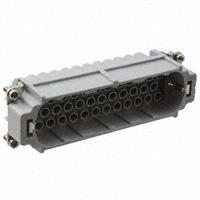 TE Connectivity AMP Connectors - 2-1104012-3 - INSERT MALE 35POS+1GND CRIMP