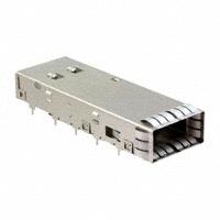 TE Connectivity AMP Connectors - 2110487-1 - QSFP CAGE, SOLDER LEG, NO HS OPE