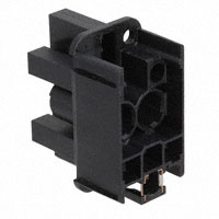 TE Connectivity AMP Connectors - 2120320-1 - MODULE W/O CONTACTS FEMALE 8POS