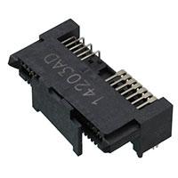 TE Connectivity AMP Connectors - 2129116-3 - SLIMLINE SATA PLUS REC CL5.6H, A