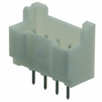 TE Connectivity AMP Connectors - 2132230-4 - CONN HEADER 4POS VERT 2.5MM