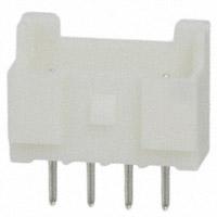 TE Connectivity AMP Connectors - 2132415-4 - CONN HEADER 4POS VERT 2.5MM