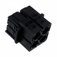 TE Connectivity AMP Connectors - 2134055-1 - DYNAMIC D7100 SOCKET HSG ASSY 4P