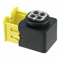 TE Connectivity AMP Connectors - 2-1418390-1 - CONN HOUSING RCP 4 POS