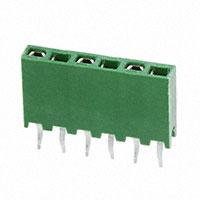 TE Connectivity AMP Connectors - 215299-6 - CONN RCPT 6POS VERT T/H GOLD
