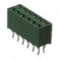 TE Connectivity AMP Connectors - 215307-6 - CONN RCPT VERT HV-100 12POS