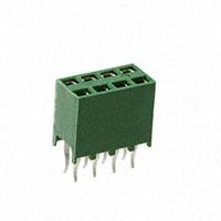 TE Connectivity AMP Connectors - 215309-4 - CONN RCPT 8POS VERT T/H