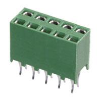 TE Connectivity AMP Connectors - 215309-5 - CONN RCPT 10POS VERT T/H