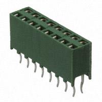 TE Connectivity AMP Connectors - 215309-8 - CONN RCPT 16POS VERT T/H