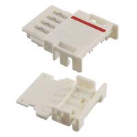 TE Connectivity AMP Connectors - 2154018-3 - CONN SSL PLUG 4POS IDC
