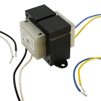 TE Connectivity Potter & Brumfield Relays - 4000-01AW18K999 - XFRMR LAMINATED 50VA CHAS MOUNT