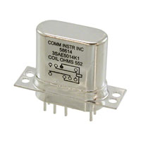 TE Connectivity Aerospace, Defense and Marine - 3SAE5014K1 - RELAY GEN PURPOSE DPDT 2A 24V