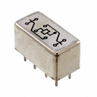 TE Connectivity Aerospace, Defense and Marine - HFW1201G00 - RELAY GEN PURPOSE DPDT 2A 12V