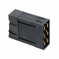 TE Connectivity AMP Connectors - 2169872-1 - IMP,PWR,6PR,R/A HDR,6.9,6.9 TIN