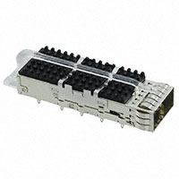 TE Connectivity AMP Connectors - 2170705-4 - CAGE ASSY, QSFP28 1X1, SPRING, H