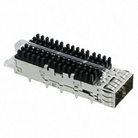 TE Connectivity AMP Connectors - 2170705-5 - CAGE ASSY, QSFP28 1X1, SPRING, H