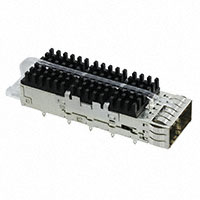 TE Connectivity AMP Connectors - 2170705-8 - CAGE ASSY, QSFP28 1X1, SPRING, H