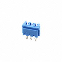 TE Connectivity AMP Connectors - 2-173985-3 - AMPCTMTAMP-INHDR-VBLU3P
