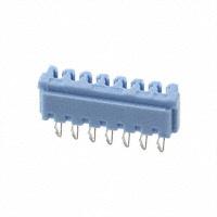TE Connectivity AMP Connectors - 2-173985-7 - AMPCTMTAMP-INHDR-VBLU7P