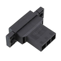 TE Connectivity AMP Connectors - 2-1747535-3 - DYNAMIC D4200 TAB HSG P/M 3P/X