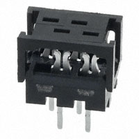 TE Connectivity AMP Connectors - 2178713-4 - CONN 4P PBC VERT RCPT TH