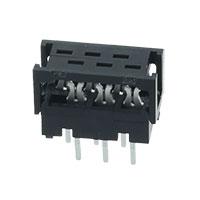 TE Connectivity AMP Connectors - 2178713-6 - CONN 6P PBC VERT RCPT TH