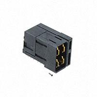 TE Connectivity AMP Connectors - 2180490-1 - IMP,PWR,4PR,HDR,R-HLD,1X,802-1,N