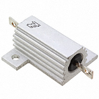 TE Connectivity Passive Product - THS2510RJ - RES CHAS MNT 10 OHM 5% 25W