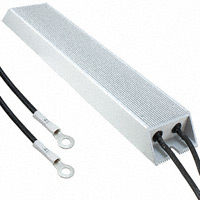 TE Connectivity Passive Product - CJT500100RJJ - RES CHAS MNT 100 OHM 5% 500W