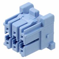TE Connectivity AMP Connectors - 2-1971905-3 - GRACE INERTIA PLUG HOUSING 6POS