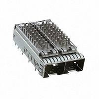 TE Connectivity AMP Connectors - 2198230-2 - SFP+ ENHANCED 1X2, SAN HEATSINK
