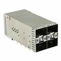 TE Connectivity AMP Connectors - 2198325-6 - ZSFP+ STACKED RECEPTACLE ASSEMBL