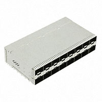 TE Connectivity AMP Connectors - 2198346-5 - CONN ZSFP+ RCPT W/CAGE 2X8