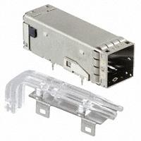 TE Connectivity AMP Connectors - 2198484-1 - MINISAS HD 1X1 REC ASSY W/ LP