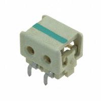 TE Connectivity AMP Connectors - 2-2106751-2 - CONN IDC HOUSING 2POS 22AWG T/H