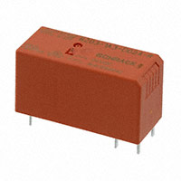 TE Connectivity Potter & Brumfield Relays - 2-2158000-9 - RELAY GEN PURPOSE SPST 16A 24V